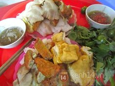 Lại nhớ quán bún đậu đi ăn với Hoàng ở vùng Lê Trọng Tấn :-?
