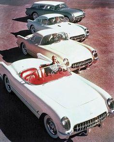 concept Corvettes