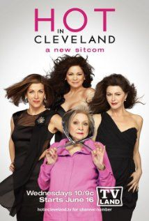 "One of my fav newer shows! Wendy Malick, Jane Leeves, Valerie Bertinelli and Betty White take turns being adorable or acidic. The writers must have a ball with these scripts.  ""Ladypants"", indeed!"
