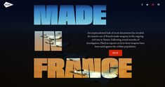 Made in France Journalism, Investigations, Civilization, Nonfiction, Weapons, The Secret, War, France, Non Fiction