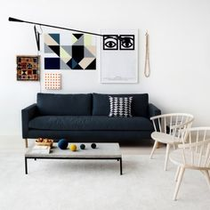 Ikea table with custom concrete top