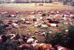 Conclusion de génocide.