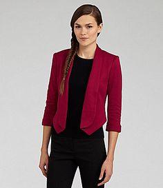 Aryn K Ponte TuxedoStyle Jacket #Dillards