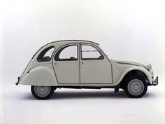 Citroen 2CV. I really would like to have a drive of one of these