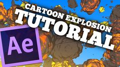 Adrian shows you a couple clever techniques to get some really fantastic cartoon explosions made in After Effects! *TRAPCODE PARTICULAR required for this tut...