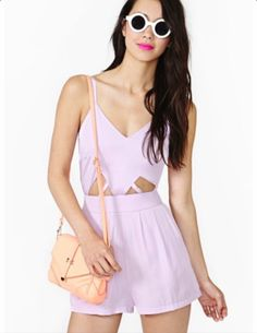 Nasty Gal summer romper