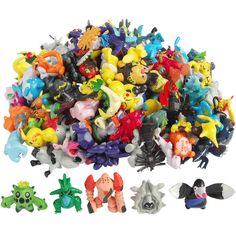Pokemon Monster Action Figure Multicolor Toys Gifts For Kids 48 PCS US SHIPPING | Toys & Hobbies, Action Figures, TV, Movie & Video Games | eBay!