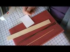 Today I am doing something a bit different, I am going to show you one of my favorite tools, The Pretty Pleat. This tool is used to easily to make pleats in ...