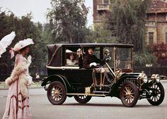 1907 Fiat 18 24 HP