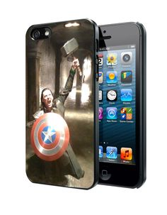 Loki Captain America And Thor Samsung Galaxy S3 S4 S5 Note 3 Case, Iphone 4 4S 5 5S 5C Case, Ipod Touch 4 5 Case