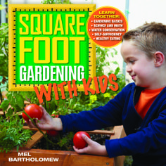 Grow your own with Square Foot Gardening With Kids (http://nappaawards.com/index.php/productreviews/)