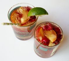 Taysted wants to help you celebrate the lesser known holidays, such as National Rosé Day. Check out our gorgeous, fizzy, sippable treat called the Non-Famous Summer Sangria. http://taysted.com/national-rose-day/