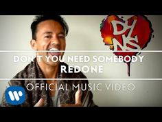RedOne - Don't You Need Somebody [Friends of RedOne's Version] - YouTube