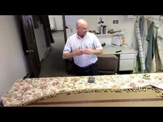 WOW!  Great short video on how to take a store-bought valance and create a super-professional valance.  From A Ready Made Valance To Custom In A Flash! - YouTube