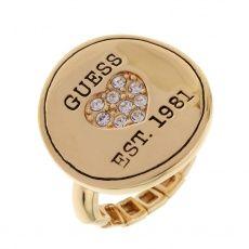 GUESS prsteň UBR81117-S