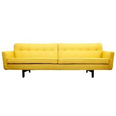dunbar sofa by edward wormley !