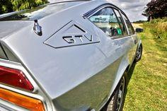 '78 Alfa Romeo Alfetta GTV looking every bit the concept car