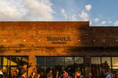 Shinola, Maker Of American-Crafted Bikes And Watches, Opens Detroit Flagship Store (PHOTOS) by Kate Abbey-Lambertz
