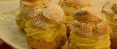 Tradiční recept na domácí větrníky Snack Recipes, Snacks, Muffin, Chips, Breakfast, Food, Snack Mix Recipes, Morning Coffee, Appetizer Recipes