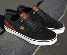 DC THE SWITH✓ ®  dcshoes  loscristianos  skateboarding  primavera  shoes 5c15643077bb3