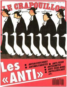 Le Crapouillot #96 : Les antis