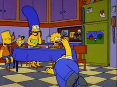 Accessed 10/28 Simpsons crazy homer GIF cartoon animated GIF