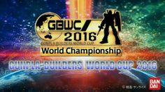 GUNPLA BUILDERS WORLD CUP 2016 World Championship, World Cup, Movie Posters, World Cup Fixtures, Film Poster, Billboard, Film Posters