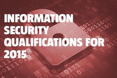 If you are seriously thinking about advancing in your career in the IT field with a specialization in security, then you need to consider to properly prepare to become certified in the 3 top Information Security Certifications and well-respect credentials: CEH, CISSP and CISM. Register in the next Information Security courses.