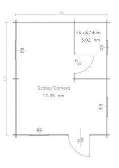 Korondi Árcsó - Tapolca 40 mm szimpla Floor Plans, Chart, Floor Plan Drawing, House Floor Plans