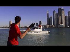 Dubai Frisbee Trick Shots | Brodie Smith