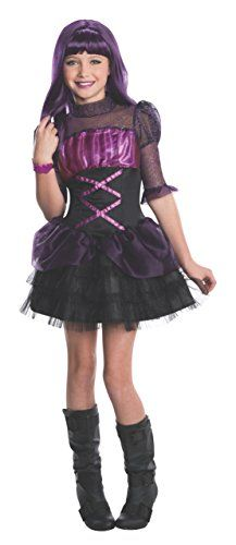 Monster High Costumes for Girls - Elissabat costume, this is one of my favorite MH costumes this year, although I'll admit it's mainly because of the colors!