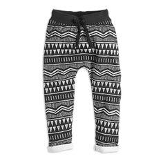 Vzorované+teplákové+kalhoty+-+Lindex 1c9773fc2bac3