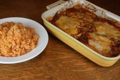 Cheese Enchiladas- Quick and Easy Dinner Idea    #quick #dinner #ideas