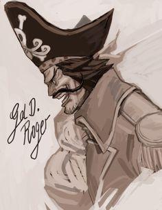 One Piece, Gol.D.Roger