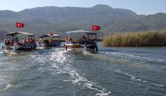 New Regulation for Dalyan Boats