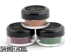 Mineral Eye Shadows by Allechant Mineral Cosmetics!  Read Review Here:  http://www.sahrishadeel.com/2012/02/mineral-eye-shadows-by-allechant.html