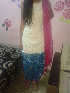 Punjabi Suit & Salwaar {Front} Punjabi Suits, I Dress, Designer Dresses, Lace Skirt, Skirts, Collection, Fashion, Moda, Skirt
