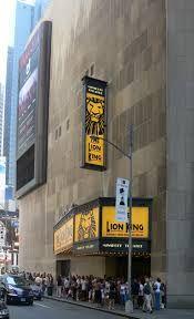 Minskoff Theatre, New York City, NY