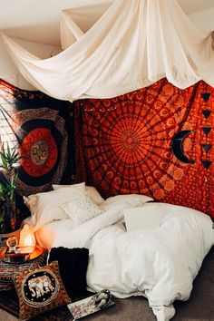 edroom-decor-hippie-home-decor-boho-bedroom-gypsy-bedroom-decor-indie-decor-boho.- edroom-decor-hippie-home-decor-boho-bedroom-gypsy-bedroom-decor-indie-decor-boho… Carol Salinas bohemian Bedrooms Carol Salinas edr. Dream Rooms, Dream Bedroom, Girls Bedroom, Bedroom Ideas, Gypsy Bedroom, Bedroom Designs, Diy Bedroom, Bedroom Curtains, Budget Bedroom