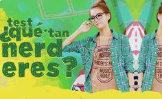 ¿Qué tan nerd eres?, test de Peliculas, los mejores test, tests gratuitos