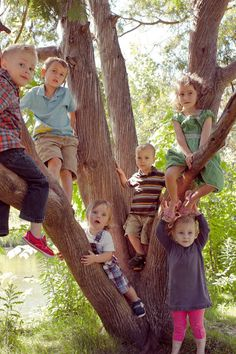 lol what would Jared think of this... 6 kids! Maybe a good one to do with cousins =)