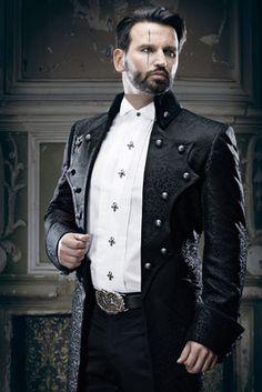Extravagante Anzug, Herren