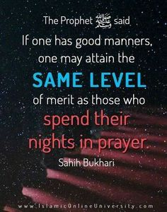 prophet Muhammed sayings