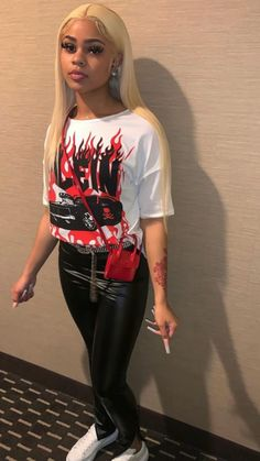 Baddie Outfits Casual, Swag Outfits For Girls, Cute Swag Outfits, Cute Comfy Outfits, Crop Top Outfits, Hipster Outfits, Fall Fashion Outfits, Dope Outfits, Girly Outfits