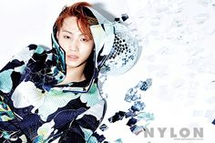 JB - Nylon Magazine November Issue '15