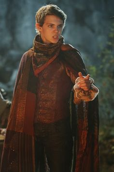 Peter Pan once upon a times