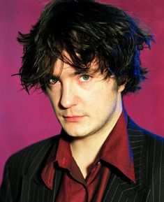 """Dylan Moran: """"Money can't buy you love, but it can get you some really good chocolate ginger biscuits."""""""