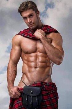 Men in scottish kilts sexy 5 Ways