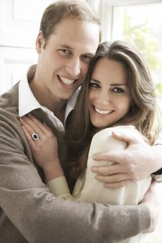 Kate and William say thank you. Royal Baby Birth.