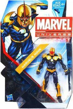 Marvel Universe 5 - Nova - Action Figure
